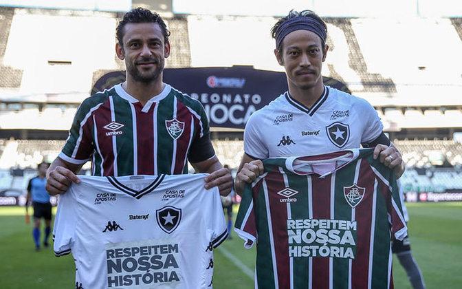 Mais títulos em sequência - Botafogo e Fluminense são os dois únicos clubes que alcançaram o tetracampeonato consecutivo no Carioca