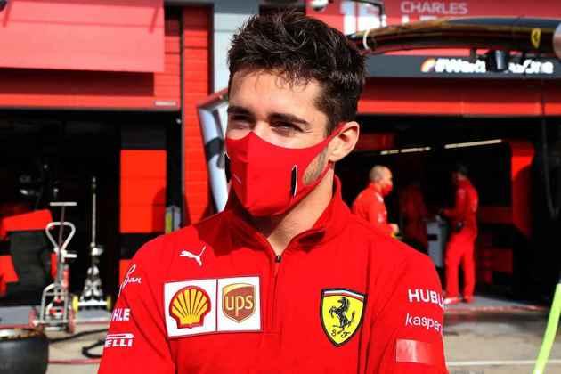 Mais uma corrida de Charles Leclerc na zona de pontuação em 2020