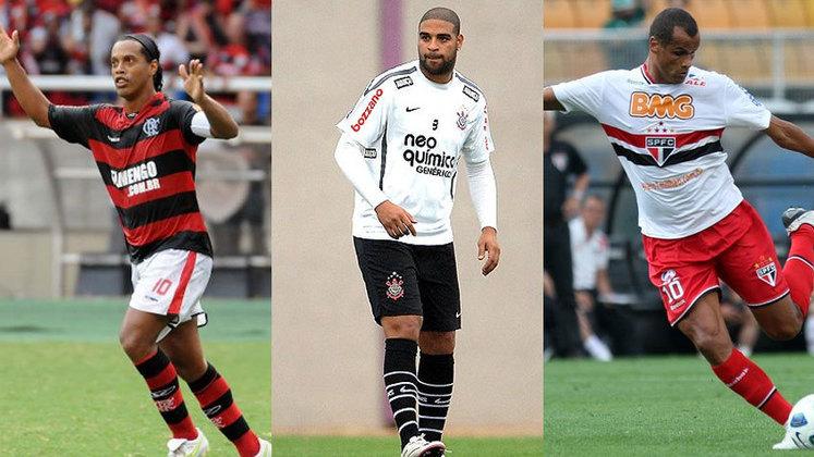 Mais uma década começou e os clubes brasileiros se movimentam para reforçar seus elencos. Com a chegada do ano novo, a reportagem relembrou as grandes contratações feitas pelos clubes brasileiros no começo da década passada, em 2011