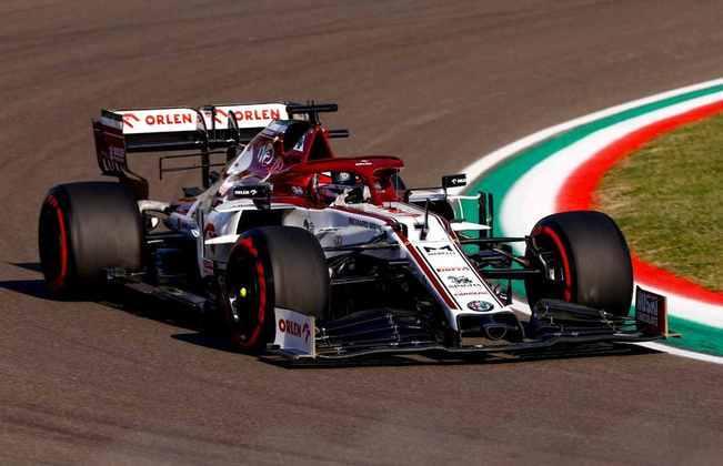 Mais uma vez Kimi Räikkönen não avançou para a segunda parte da classificação