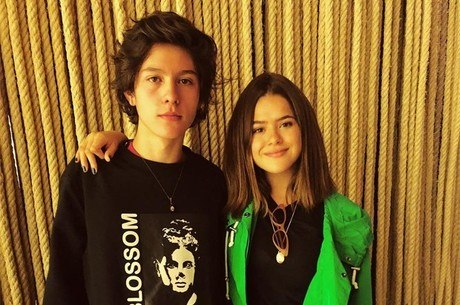 Maisa Silva e Nicolas Arashiro: nove meses de namoro