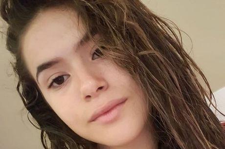 Maísa Silva conta que gaivota fez cocô nela