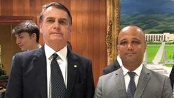 Após visita a Bolsonaro, líder do governo diz que vai tentar 'reaproximar poderes' (Reprodução/Facebook)