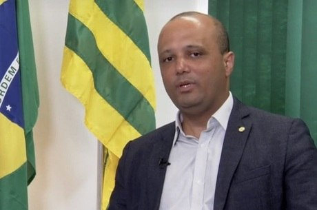 Major Vitor Hugo, líder do governo na Câmara