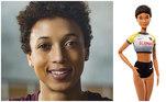 A campeã mundial no salto em distância Malaika Mihambo também entrou para o seleto time