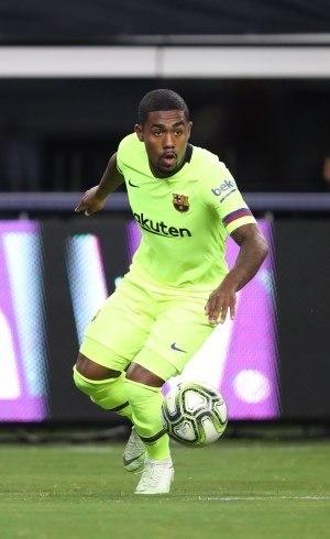 Malcom fez segundo gol do Barça