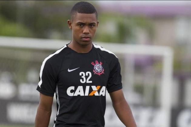 Malcom: o atacante chamou atenção do profissional do Corinthians na campanha do vice da Copinha de 2014