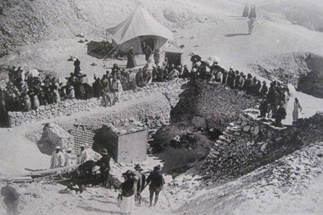Mesmo após tanto tempo, a descoberta do túmulo de Tutancâmon foi considerado 'a maior descoberta da história da egiptologia'LEIA ISSO:No Google Maps! OVNI aparece perto do Triângulo das Bermudas