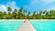 Indianos ricos procuram refúgio da covid-19 nas Ilhas Maldivas