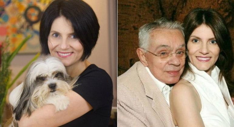 Internada com covid, viúva de Chico Anysio deve deixar a UTI em breve