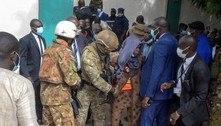 Como foi a tentativa de assassinato contra o presidente interino do Mali