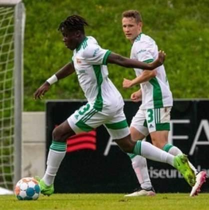 Malick Sanogo (EUA) - Clube: União Berlim (Alemanha) - Posição: Atacante