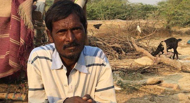Malkhan Nath diz viver pressão da comunidade para mandar irmã de volta para o vilarejo dos sogros dela