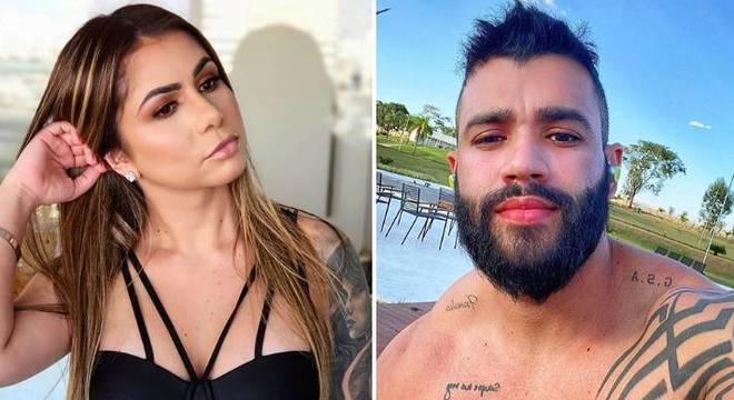 Gusttavo Lima teve caso com ex de Dudu enquanto era casado, diz Fabíola Reipert