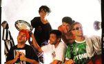 Os Mamonas Assassinas, que morreram em um acidente de avião em 1996, também fizeram parte da longa trajetória de Arnaldo Saccomani. Foi o produtor musical quem negociou o contrato da banda com a Sony