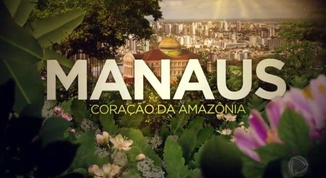 Série JR mostra as belezas naturais de Manaus, o coração da Amazônia