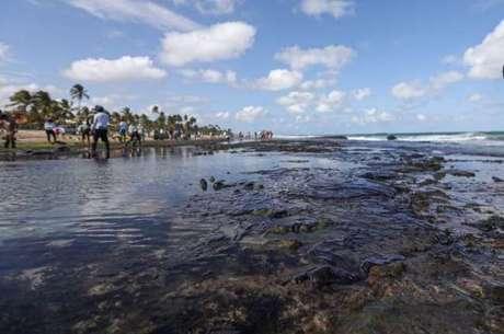 Mais de 230 localidades já foram atingidas pelo óleo