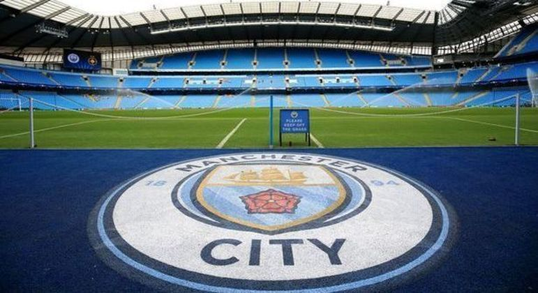 O Etihad Stadium, do Manchester City