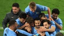 O Real Madrid e o Manchester City fecham o quarteto da Champions
