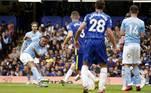 No jogo que marcou o reencontro de Manchester City e Chelsea, que se enfrentaram na última final da Liga dos Campeões, quem se deu melhor foi a equipe de Pep Guardiola, e com gol de brasileiro. Gabriel Jesus aproveitou oportunidade dentro da área e marcou o gol solitário da partida