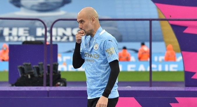 Guardiola levantou terceiro título da Premier League em quatro anos