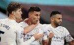 Nesta rodada, a 33ª, o Manchester City já havia vencido o Southampton por 5 a 2, em jogo adiantado, ocorrido em 10 de março último. Neste domingo (25), o City, que lidera a Premier League com 77 pontos, 11 a mais do que o Manchester United, enfrenta o Tottenham, às 12h30, pela final da Copa da Liga Inglesa
