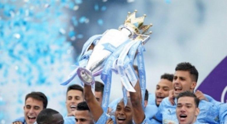 Manchester City - título