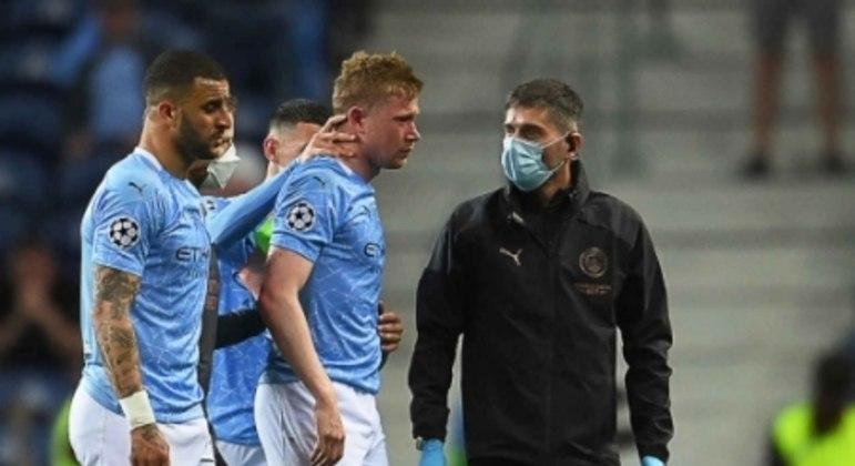 Manchester City x Chelsea - Final da Champions League