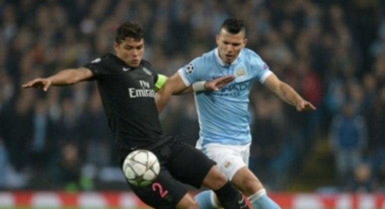 Manchester City x Paris Saint-Germain