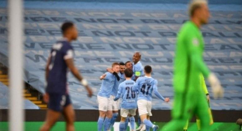 Manchester City x PSG