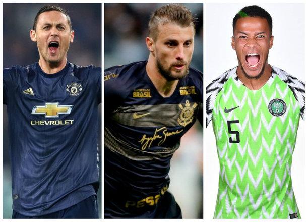 O site Footy Headlines elegeu as 15 camisas mais bonitas da atual temporada  do futebol. Entre as escolhidas 225967df28bf7