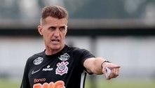 Corinthians demite Vagner Mancini após derrota para o Palmeiras
