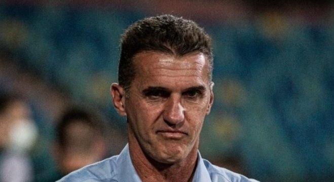 Mancini fez o Corinthians passar vergonha. Desconectado com a realidade