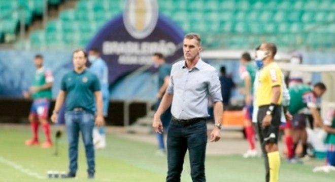 Mancini - Bahia x Corinthians