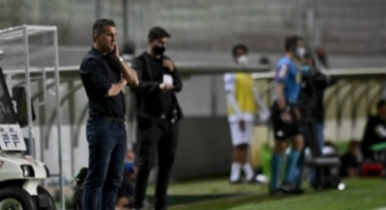 Mancini confia que o elenco americano irá ter reforços para o Brasileirão