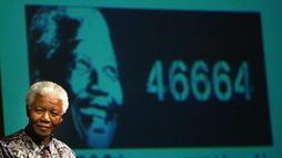 No centenário de Nelson Mandela, luta contra racismo continua atual ()