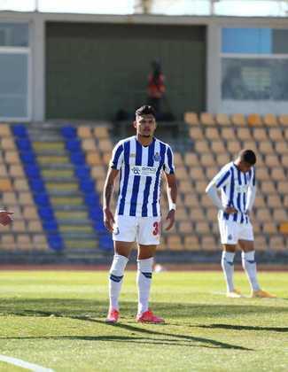 MANDOU BEM - Evanílson marcou na vitória do Porto B sobre o Corvilhã no último final de semana