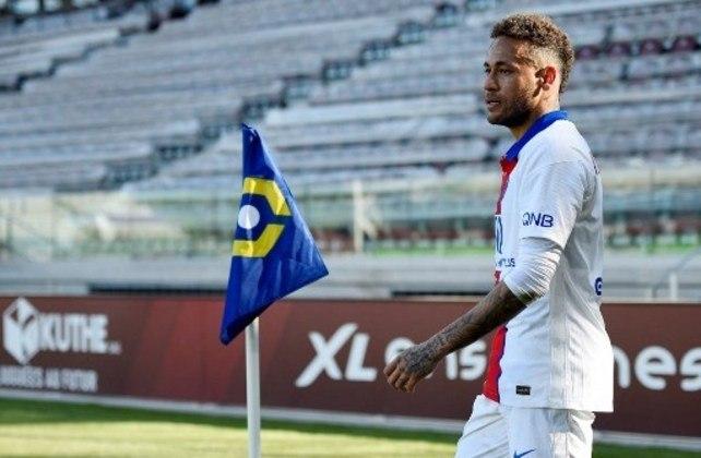 MANDOU MAL - Neymar criou algumas oportunidades para os companheiros, mas não conseguiu finalizar em gol e não contribuiu com nenhuma assistência diante do Metz