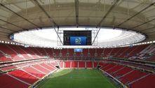 Fla x Palmeiras fica sem palco com proibição de jogos em Brasília