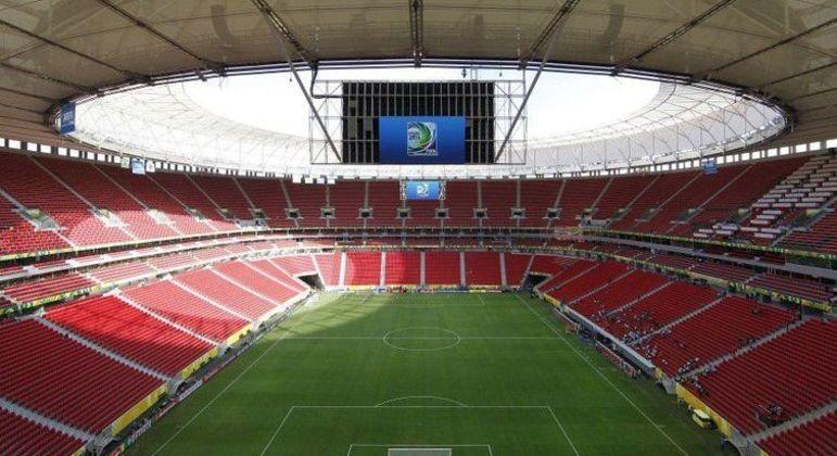 Mané Garrincha seria a saída para Conmebol, CBF e Federações. Mas o lockdown deve prevalecer