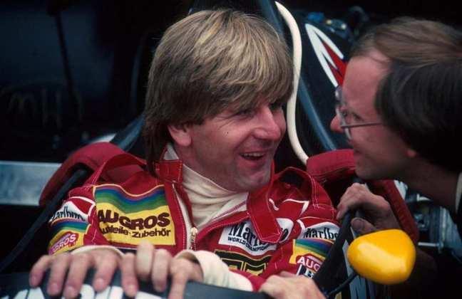 Manfred Winkelhock largou 47 vezes na Fórmula 1 nos anos 1980. O alemão perdeu a vida precocemente, em 1985, após um acidente durante prova do Mundial de Protótipos