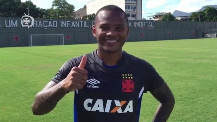 MANGA ESCOBAR - O atacante colombiano atuou pelo Vasco da Gama e o Estudiantes foi seu último clube, mas atualmente está sem clube. Ele contou que o apelido foi dado simplesmente por ele gostar de comer a fruta.