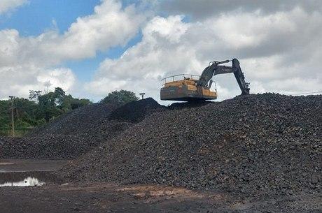 Carga foi confiscada em porto no Pará