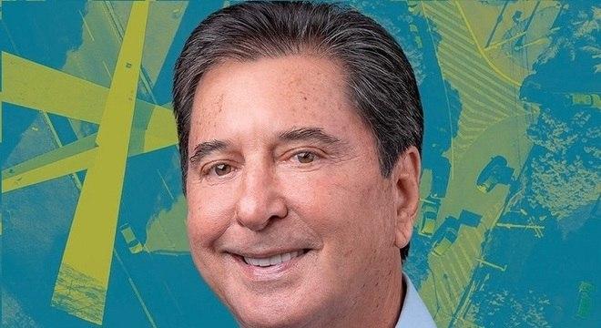 Manguito é ex-governador de Goiás e tem 71 anos