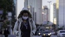 SP: massa de ar polar perde força, mas manhã segue gelada, com 9ºC
