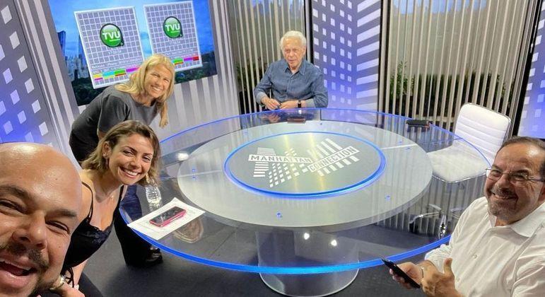"""""""Manhattan Connection"""" deixa a programação da TV Cultura neste domingo"""
