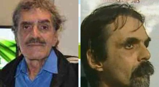 Eugênio (esq) ficou preso por 18 anos ao ser confundido com Pedro Meyer (dir)