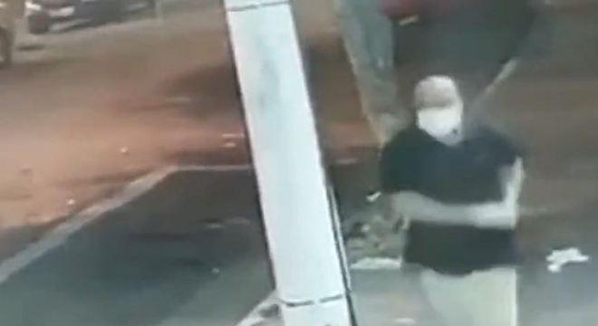 Polícia de SP usa imagens para tentar identificar o maníaco do Jabaquara