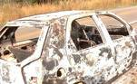 Sexta-feira, 11 de junho:Depois de roubar um carro, foge para Cocalzinho, cidade localizada a 80 km da casa onde matou a família. Na estrada, troca tiros com uma equipe policial, ateia fogo no carro e foge.