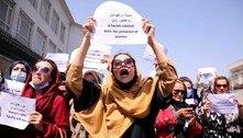 Afegãs protestam pelo 2º dia para exigir seus direitos aos talibãs